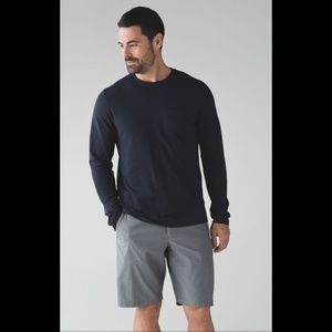Men's lululemon In your element long sleeve sz L